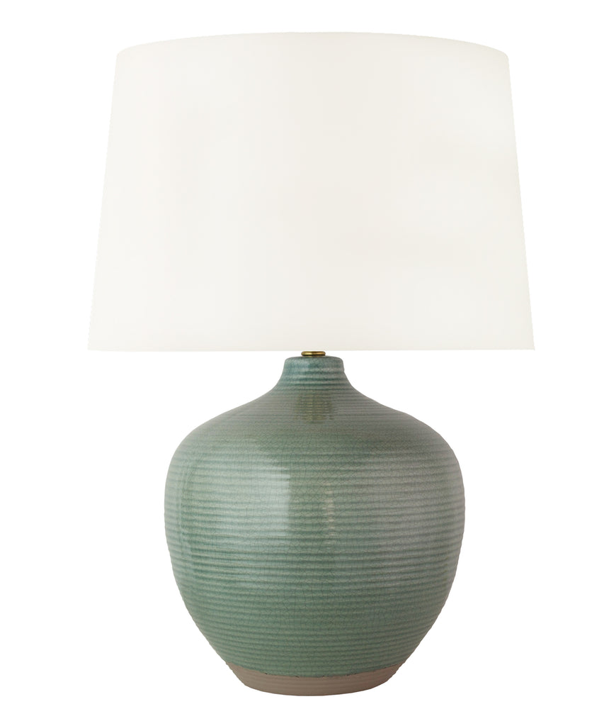 Monterey Table Lamp, Pacific Green