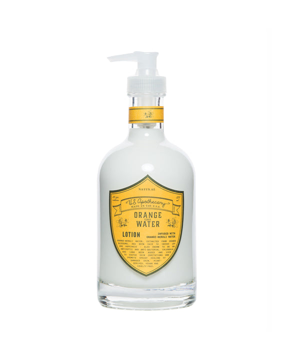 Orange Water Hand and Body Lotion