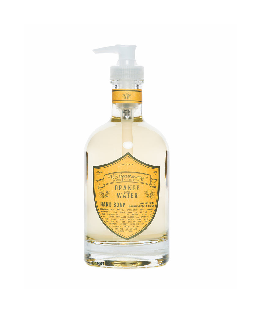 Orange Water Hand Soap