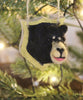 Woodland Felt Plaque, Bear Ornament