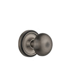 Philadelphia Interior Door Knob Set, Rosette Plate