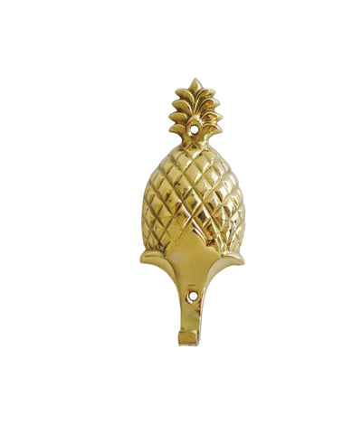 Brass Pineapple Wall Hook