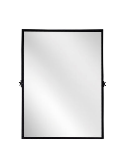 Rectangular Pivot Mirror