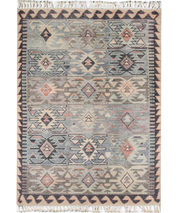 Robinson Rug, Denim