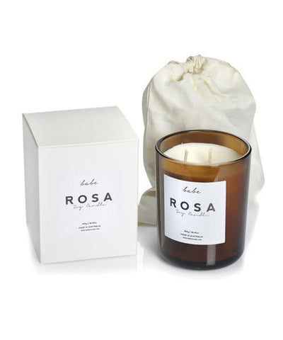 Rosa Soy Candle