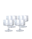 Rosenthal Vintage Crystal Glasses, Set of 4