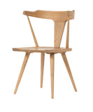 Ryder Dining Chair, Natural Oak