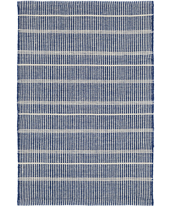 Samson Indoor/Outdoor Rug, Navy