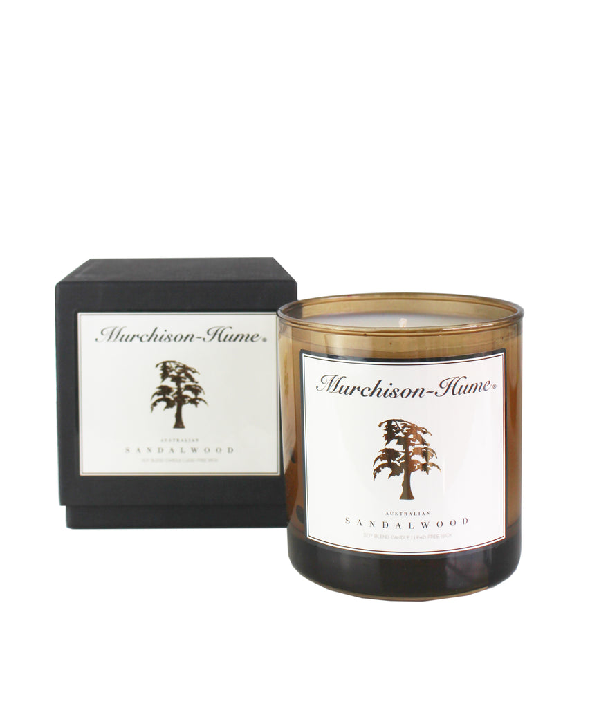 Murchison-Hume Sandalwood Candle