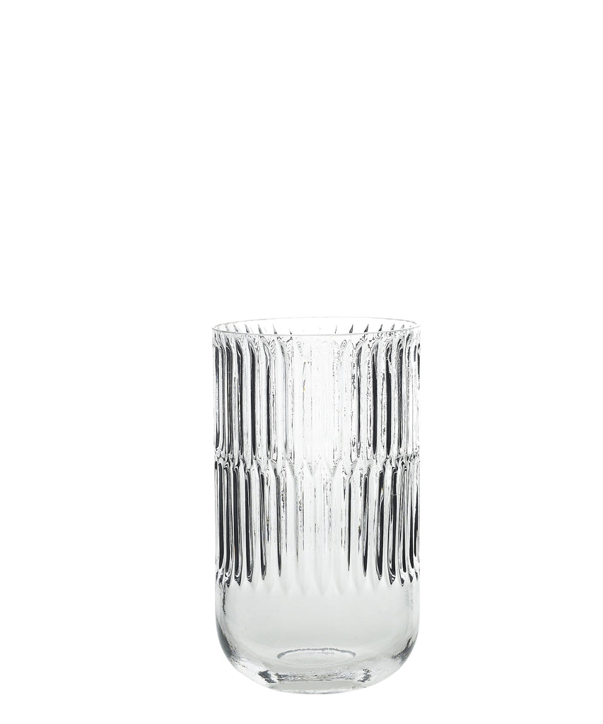 Selena Cut Glass Vase