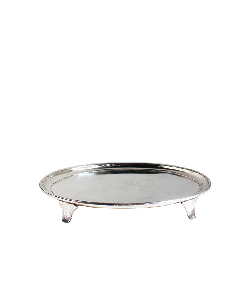 Antique Silver Plated Tray  sc 1 st  High Street Market : antique silver plated trays - pezcame.com