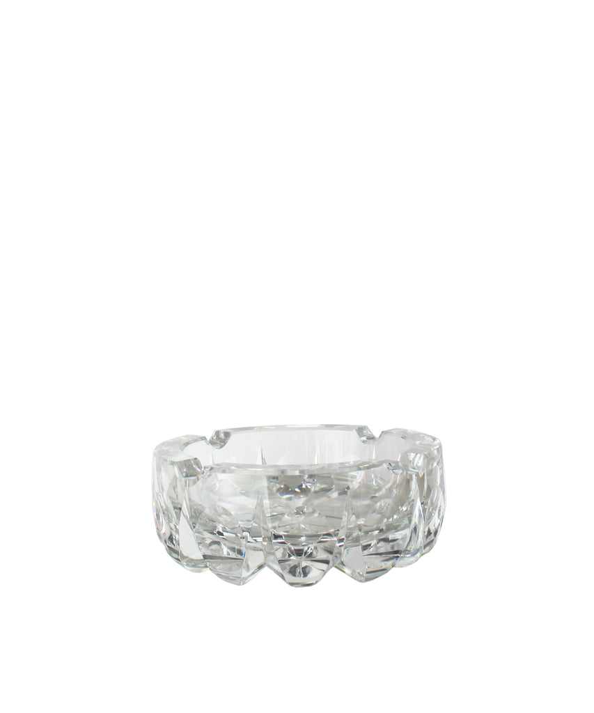 Vintage Crystal Ashtray