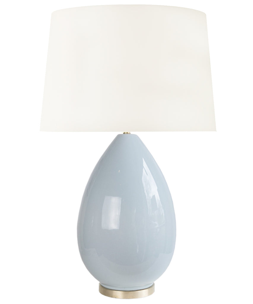 Sophia Table Lamp, Sky