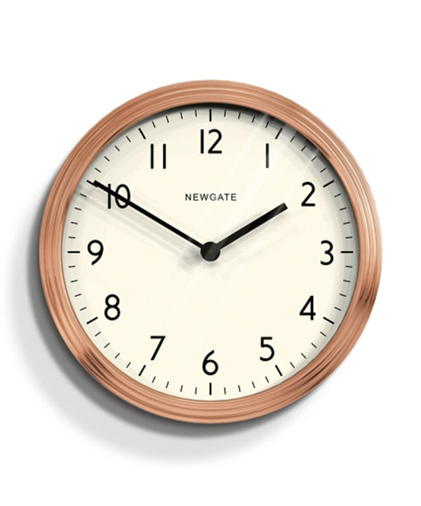 The Spy Wall Clock, Copper