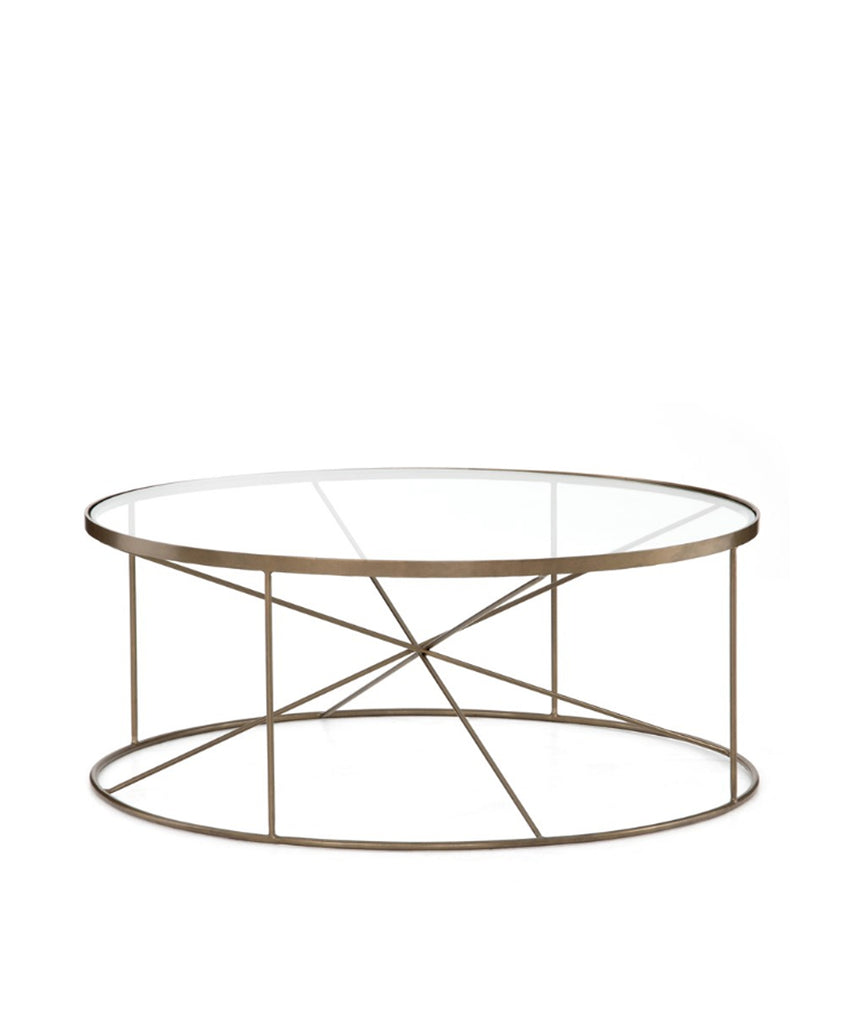 Star Round Coffee Table