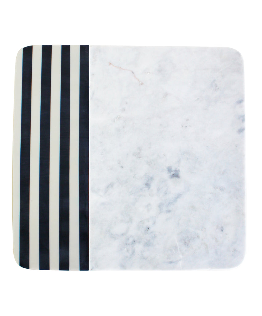 Stripe Marble Cheese Board