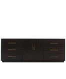 Suzi Sideboard, Hand-Rubbed Black