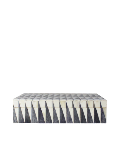 Pyramids Bone Clad Storage Box