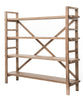 Boulder Reclaimed Wood Bookcase
