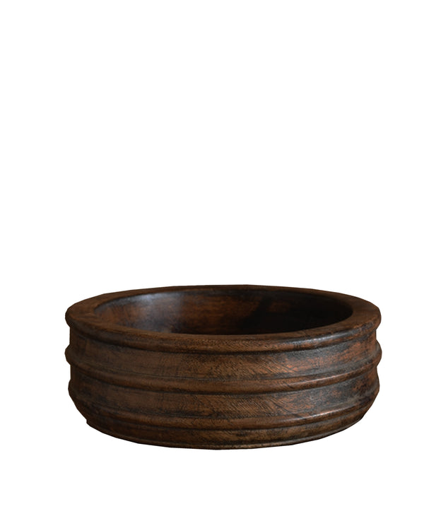 Indian Rosewood Wooden Bowl