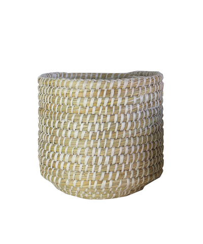 Woven River Grass Baskets