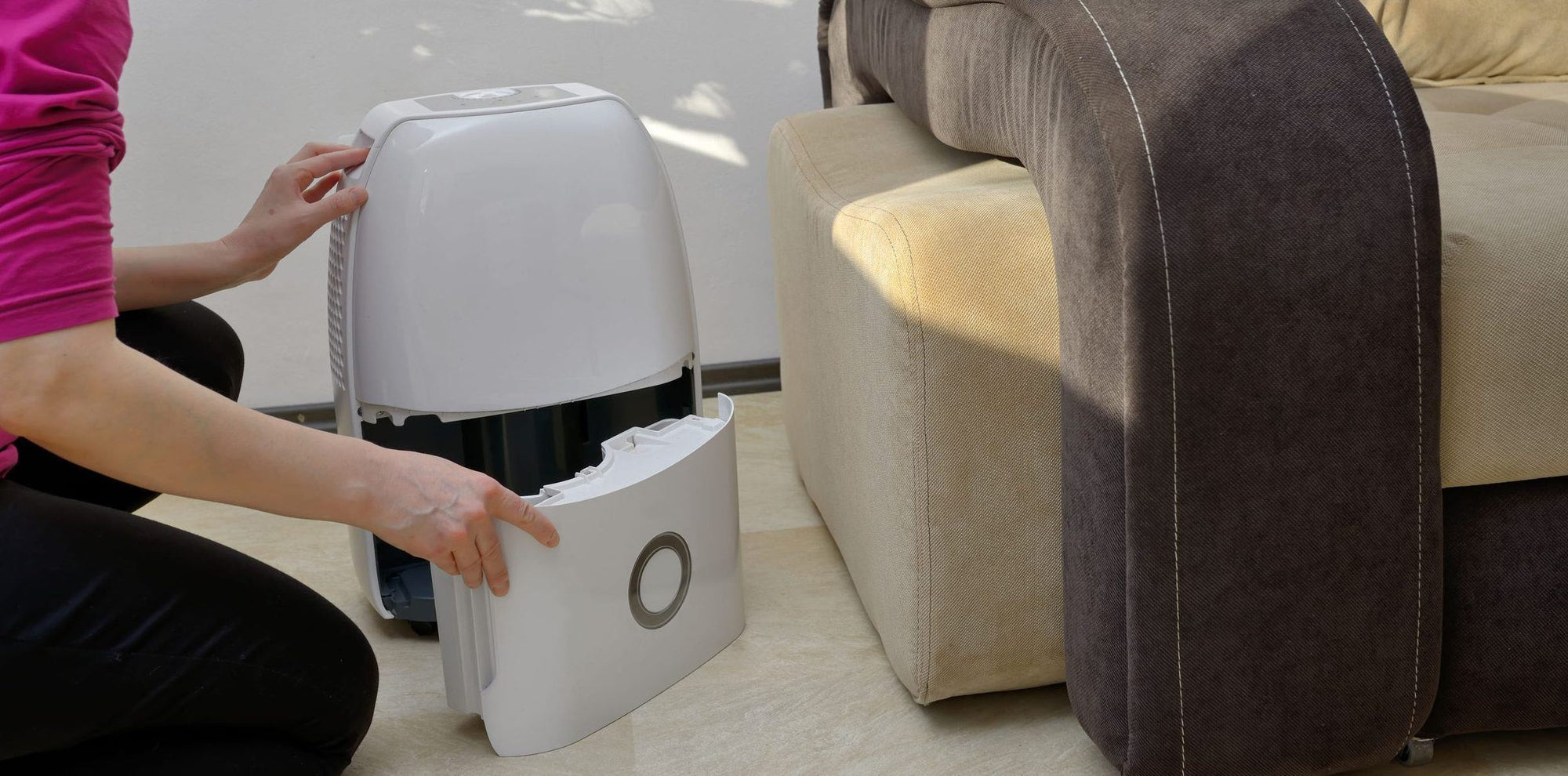 Dehumidifier Benefits, Cleaning & Maintenance