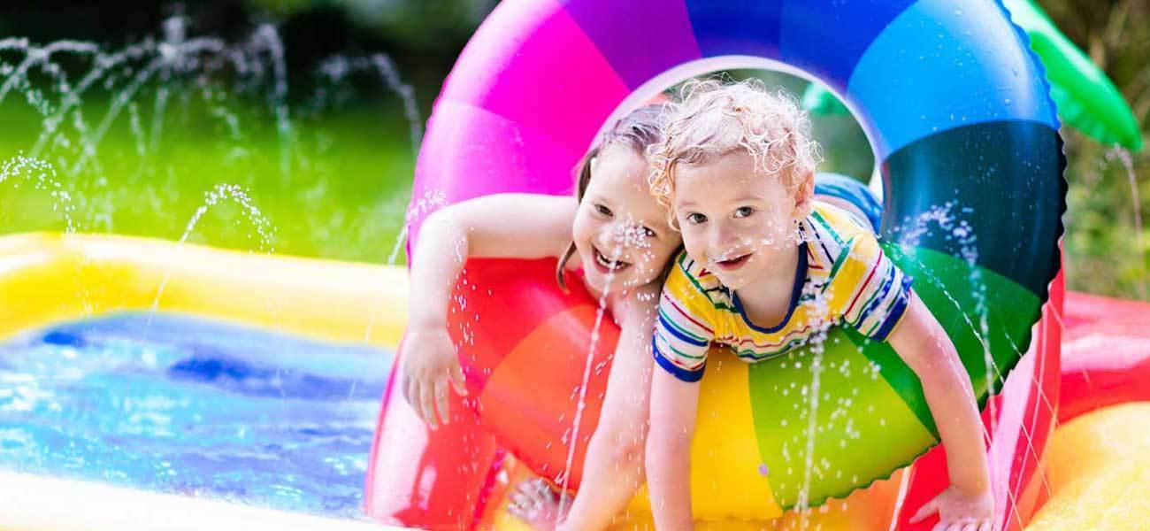 How to Create a Perfect Summer Backyard Playground for Your Kids