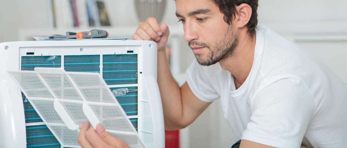 How to Reassemble Your Portable Air Conditioner After the Winter Break