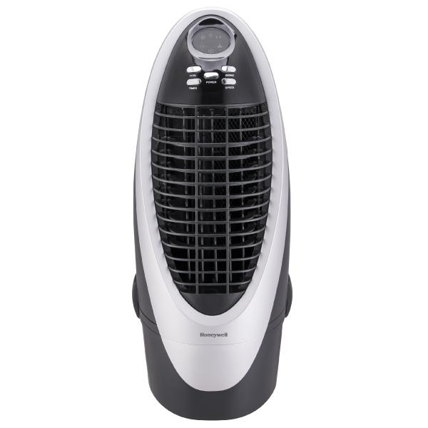 300CFM Indoor Evaporative Air Cooler with Detachable Tank Evaporative Air Cooler Honeywell