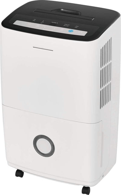 Frigidaire FFAP7033T1 70 Pint Dehumidifier with Built-in Pump, White Dehumidifier Frigidaire