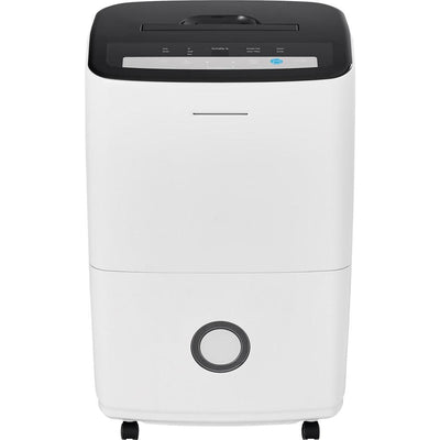 Frigidaire70 Pint Dehumidifier with Built-in Pump70-Pint Dehumidifier with Built-in Pump in White Dehumidifiers|Dehumidifiers with Pump Frigidaire