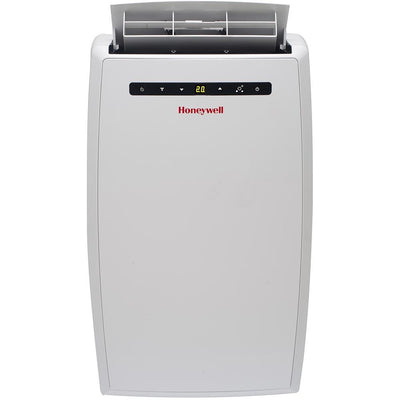 Honeywell 12000 BTU Portable Air Conditioner with 79 Pint Dehumidifier (Classic Series) Portable Air Conditioner Honeywell White