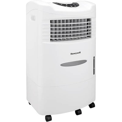 Honeywell 470CFM Indoor Evaporative Air Cooler with Remote Control Evaporative Air Cooler Honeywell