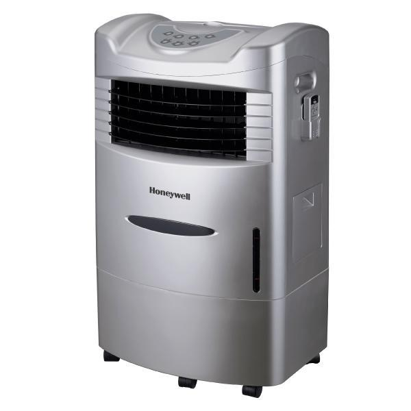 Honeywell 470CFM Indoor Evaporative Air Cooler with Remote Control product-variant Honeywell Silver