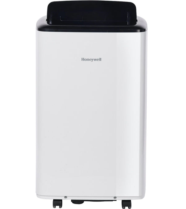 Honeywell HF08CESVWK 8000 BTU 250 sq. ft. Smart Portable Air Conditioner, White Portable Air Conditioner Honeywell