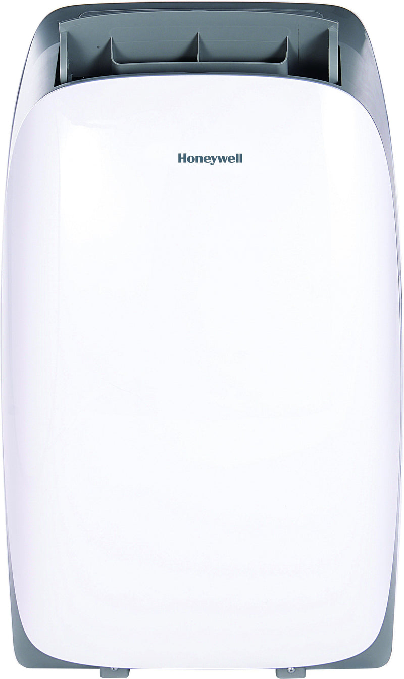 Honeywell HL12CESWG 12000 BTU 550 sq. ft. 3-in-1 Portable Air Conditioner with 80 Pint Dehumidifier (Contempo Series), Gray Portable Air Conditioner Honeywell
