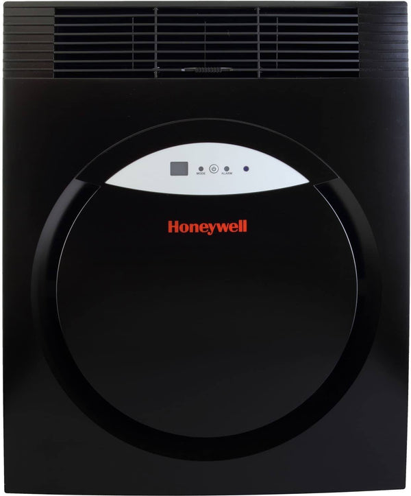 Honeywell MF08CESBB 8000 BTU 250 sq. ft. Portable Air Conditioner with Dehumidifier, Black Portable Air Conditioner Honeywell