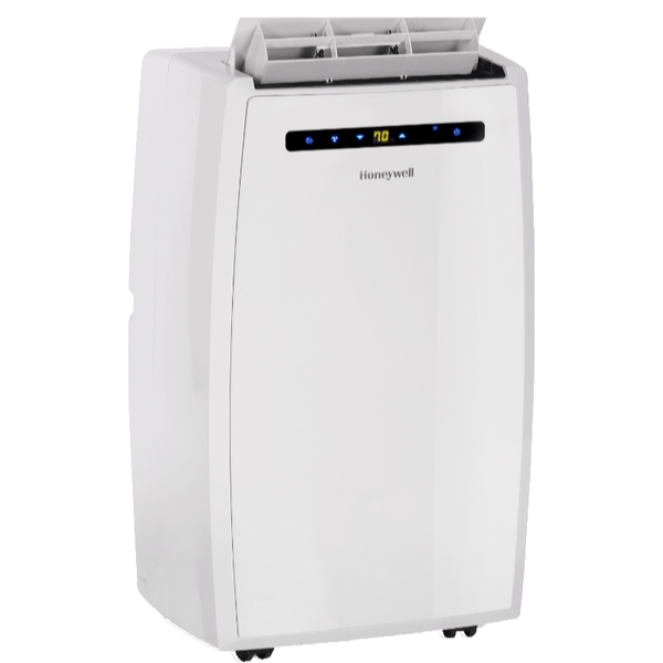 Honeywell MN14CEDWW 14000 BTU 700 sq. ft. Dual Hose Portable Air Conditioner with 95 Pint Dehumidifier (Classic Series), White Portable Air Conditioner Honeywell