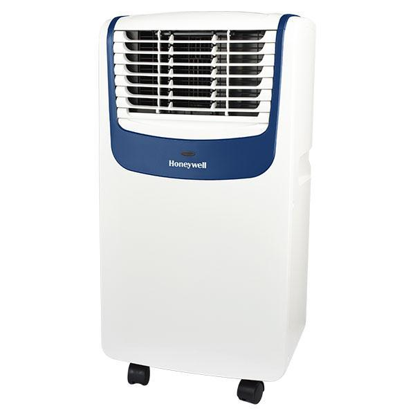 Honeywell MO08CESWB 8000 BTU 350 sq. ft. 3-in-1 Quiet Portable Air Conditioner (Compact Series), Blue Portable Air Conditioner Honeywell Blue