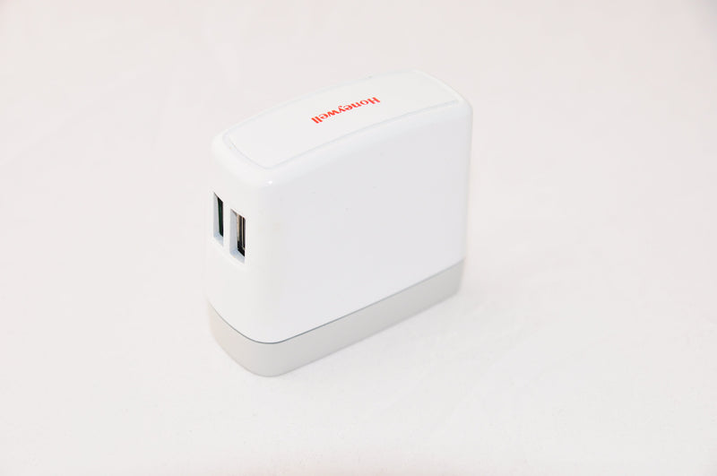 Honeywell USB AC Mini Charging Adapter UC120 2.1 Amp & 1 USB port My Home Climate