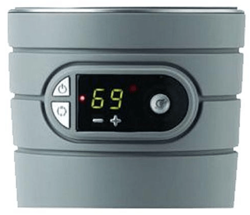 Lasko 6462 1500W Full-Circle Ceramic Room Heater with Remote Control, Gray Heaters|Space Heaters Lasko