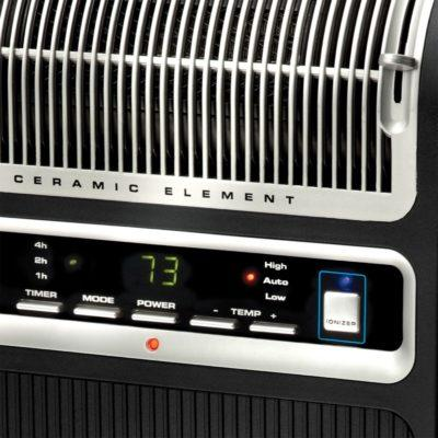 Lasko 760000 1500W Cyclonic Ceramic Heater with Remote Control, Black Heaters|Space Heaters Lasko