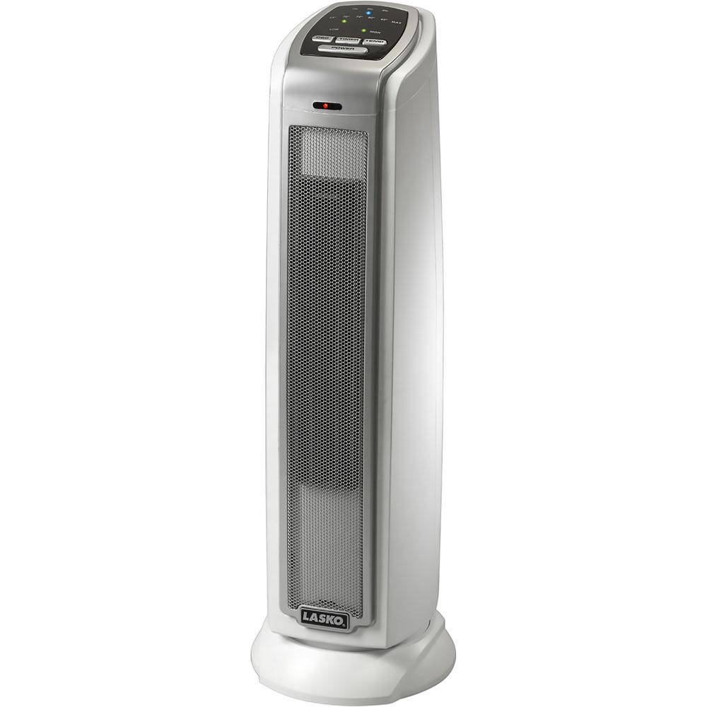 LaskoCeramic Tower HeaterOcillating Ceramic Tower Heater Heaters & Fans|Heaters Lasko