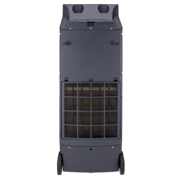 Powerful Outdoor Evaporative Air Cooler with Beverage & Storage Compartment Evaporative Air Cooler Honeywell