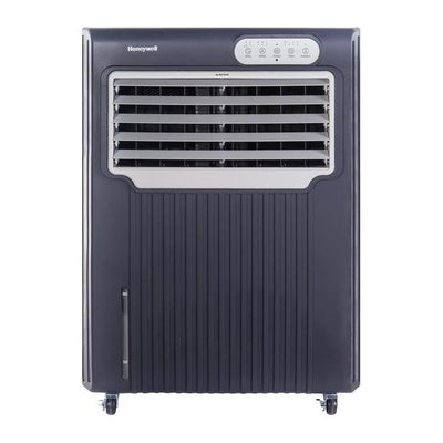 Powerful Outdoor Evaporative Cooler with Double High Pressure Blowers Evaporative Air Cooler Honeywell