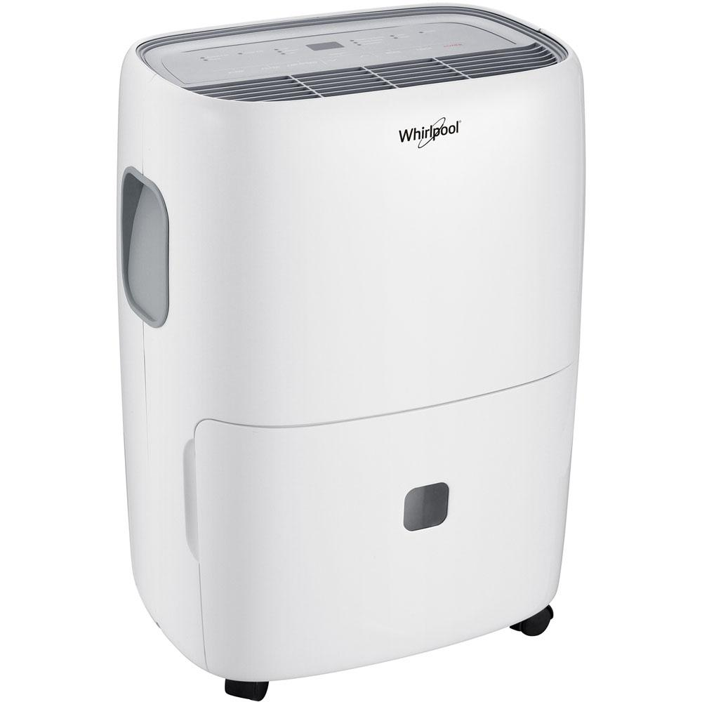 WhirlpoolundefinedEnergy Star 70-Pint Dehumidifier with Built-In Pump My Home Climate