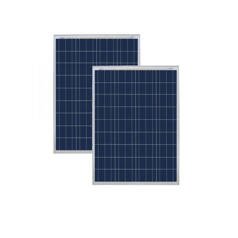 Commodore Solar Panels - 200 W / 12 V