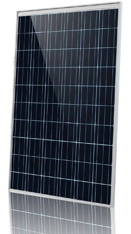 Commodore Australia Solar Panels 24 V - Poly 250 W / 5 YR Replacement Warranty*