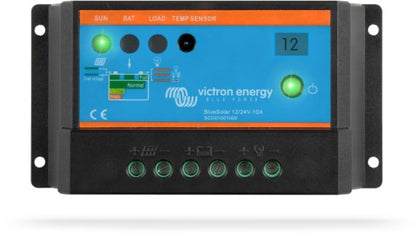 Victron BlueSolar PWM light - 12 to 24 V / 5 to 30 A