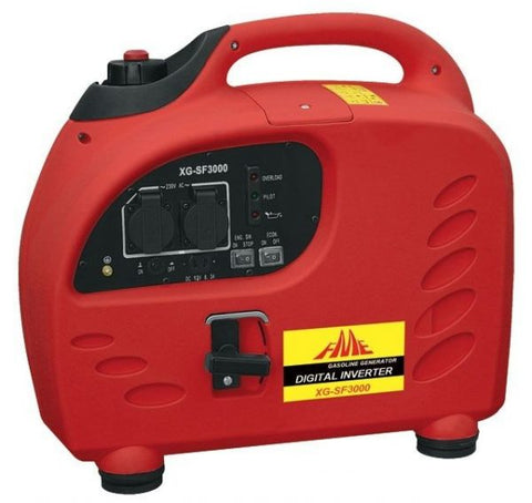 FME Digital Inverter Generator XF3000 - Petrol / 3.3 KVA / Remote Start